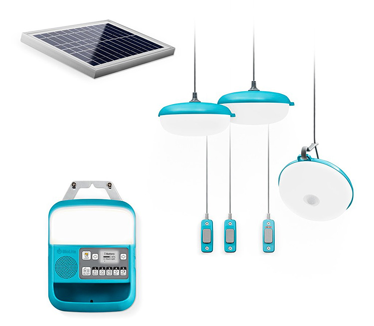 BioLite Introduces Its Portable Home Solar System at werd.com