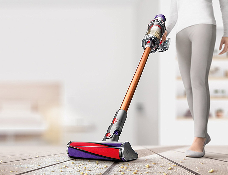Dyson Introduces Its Most Powerful Cordless Vac Yet at werd.com