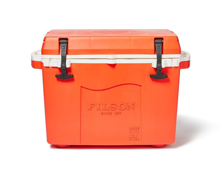 This Cooler From Filson Looks Pretty Cool at werd.com
