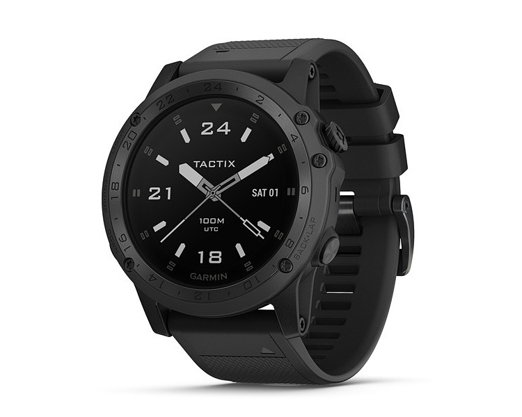 Tough & Tech: Garmin's tactix Charlie GPS Watch at werd.com