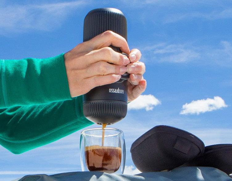 Nanopresso Means Hot, High-Quality Espresso Anywhere, Anytime at werd.com