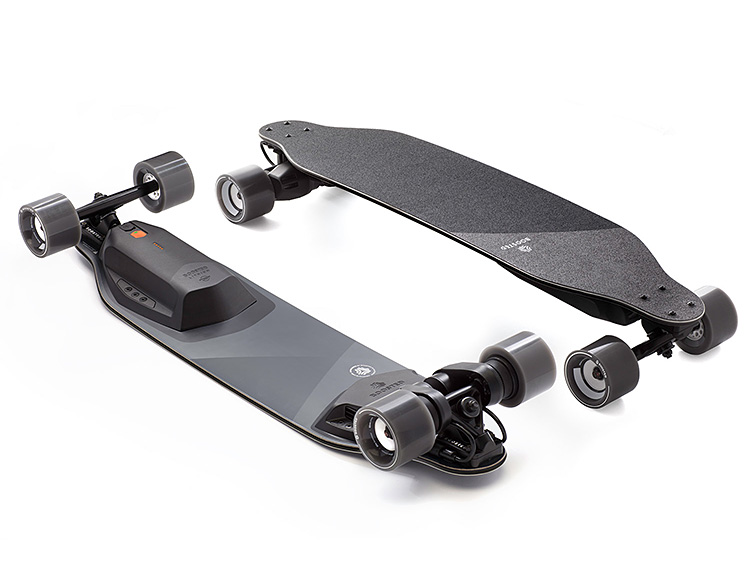 Boosted Boards Rolls Out Four New Models at werd.com