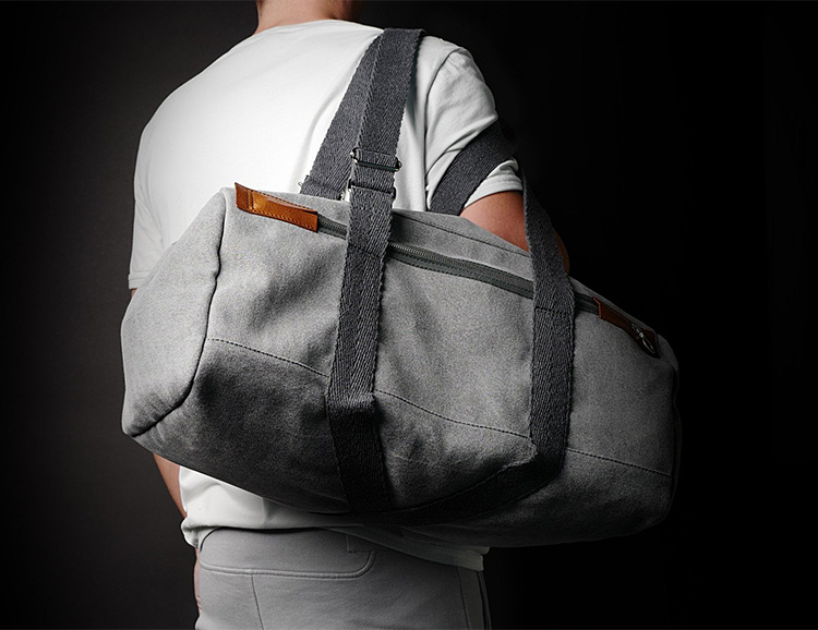 Your Gym Bag Wishes It Looked This Good at werd.com