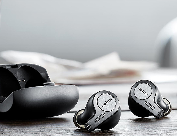 Jabra's Elite 65t Earbuds Are A Solid AirPod Alternative at werd.com