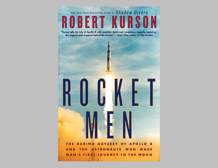 <i>Rocket Men</i> Chronicles Man's First Journey to the Moon at werd.com