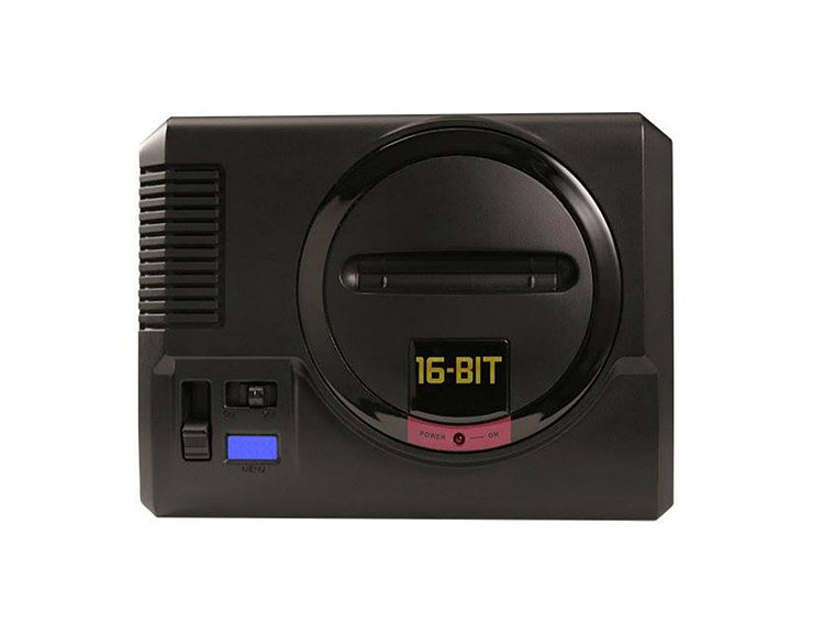 Sega Genesis Mini Console at werd.com