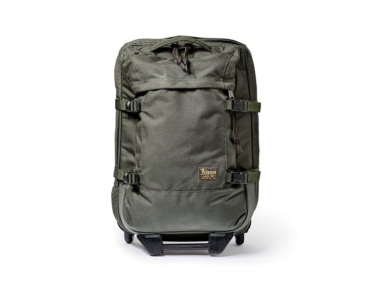 Filson Rolls Out a Rugged, Carry-On Travel Bag at werd.com