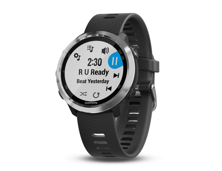 With Garmin's Forerunner 645 Music, Take 500 Songs On The Road at werd.com
