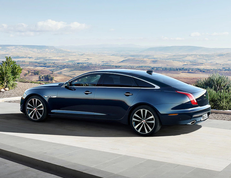 Jaguar's XJ50 Celebrates a 50 Year Legacy at werd.com
