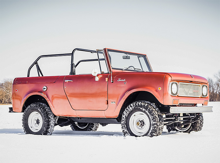 New Legend Turns Classic 4x4s Into Daily Drivers at werd.com