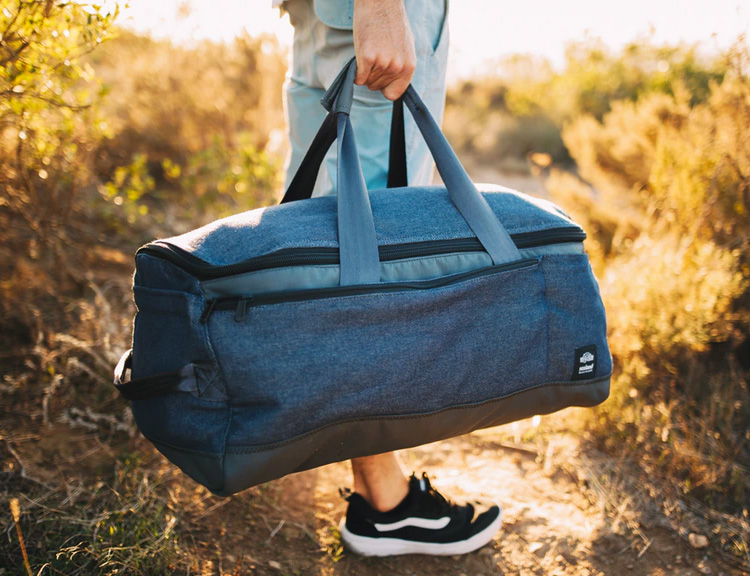 Sealand Gear Bags are Made from Recycled & Upcycled Materials at werd.com