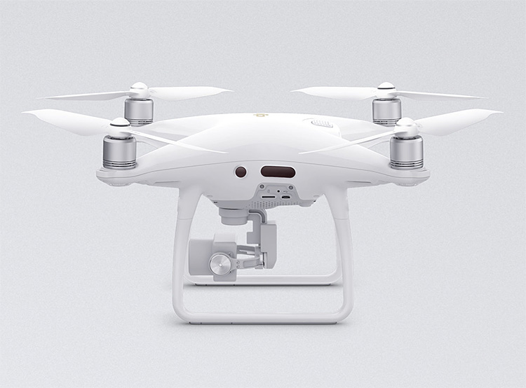 DJI Phantom 4 Pro V2: Quieter & Dialed for FPV Flight at werd.com