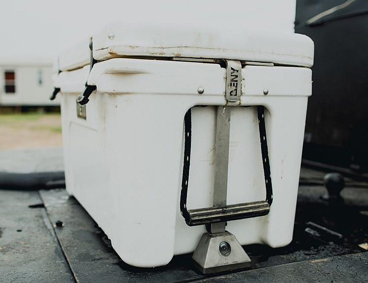 The Deny Lock Keeps Your Cooler Secure at werd.com