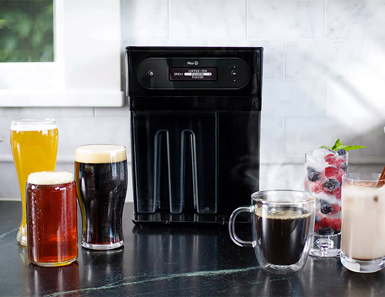Make Beer, Booch, Coffee & Chai At Home with the Pico U at werd.com