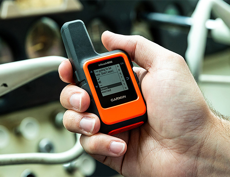 Garmin's Compact inReach Mini Keeps You Connected at werd.com