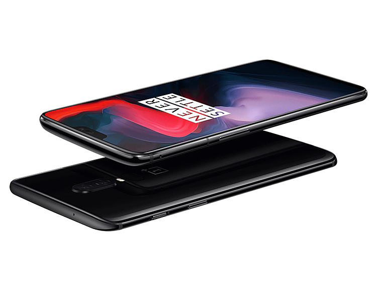 OnePlus Unveils New Flagship Phone, The 6 at werd.com