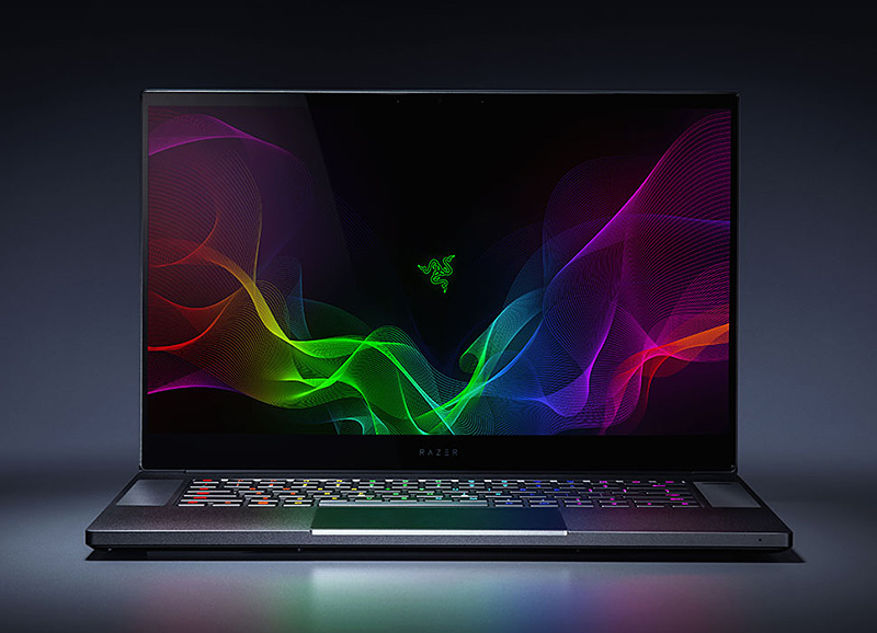 Razer Upgrades Their 15-Inch Blade Gaming Laptop at werd.com