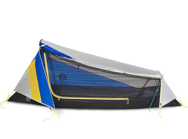 Experts Agree, Sierra Designs' High Side 1 is a Top Tent at werd.com