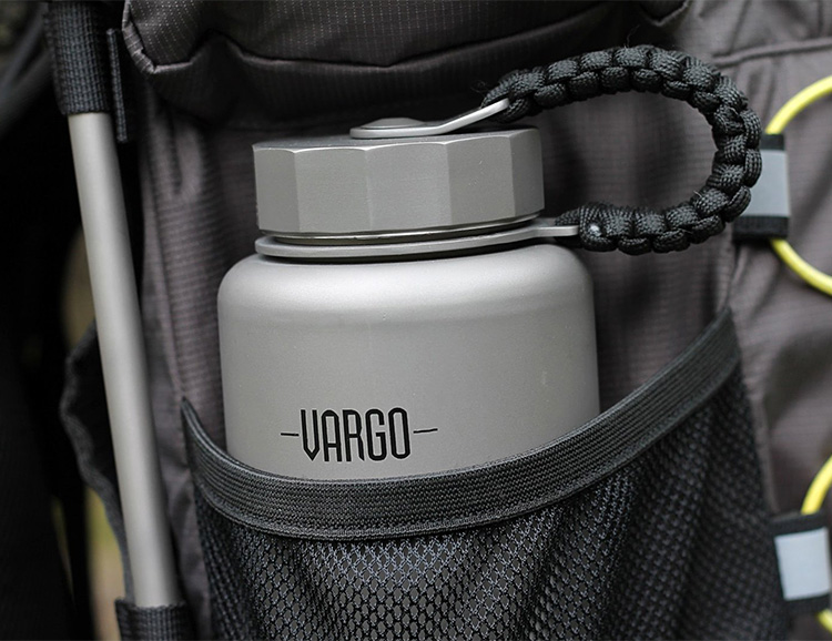 Vargo Para-Bottle: A Tactical Alternative to Single-Use Plastic at werd.com