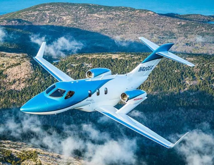 The HondaJet Elite is Taking Off This Summer at werd.com