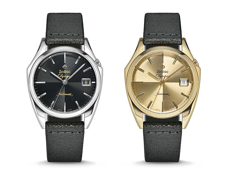Zodiac Olympos Automatic: a Classic Re-Imagined at werd.com
