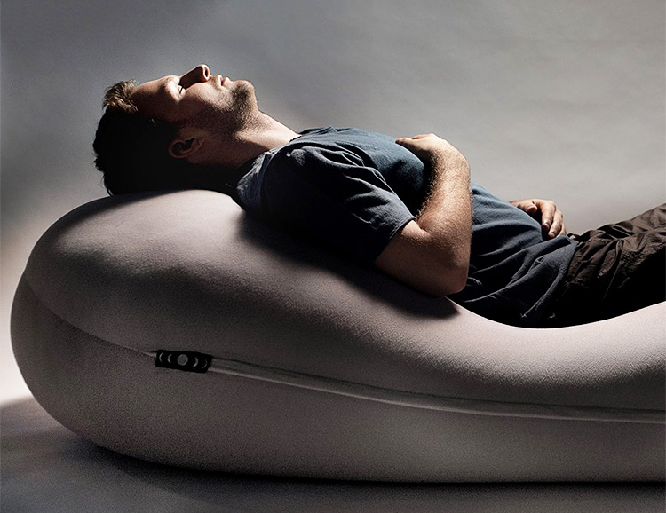 Moon Pod is a Beanbag Like No Other at werd.com
