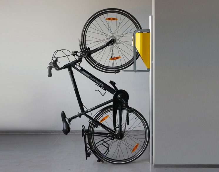 This Mechanical Bike Lift Couldn't Be Any Easier To Use at werd.com