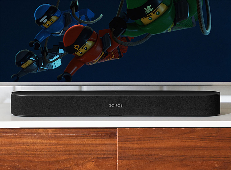 SONOS Introduces Alexa-Enabled Beam Soundbar Speaker at werd.com
