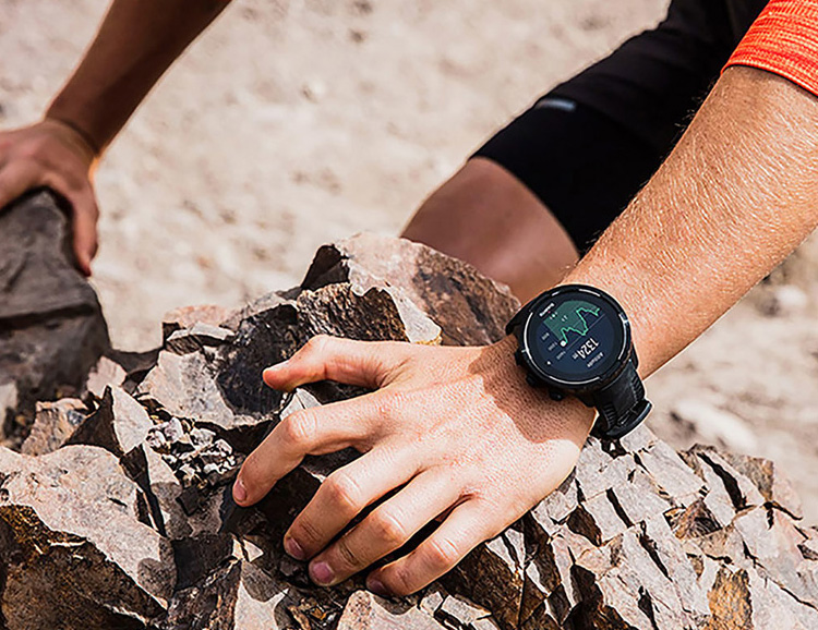 The Suunto 9 Sportswatch Delivers Best-In-Class Battery Power at werd.com