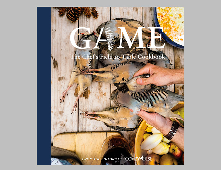 Game: The Chef's Field-to-Table Cookbook at werd.com