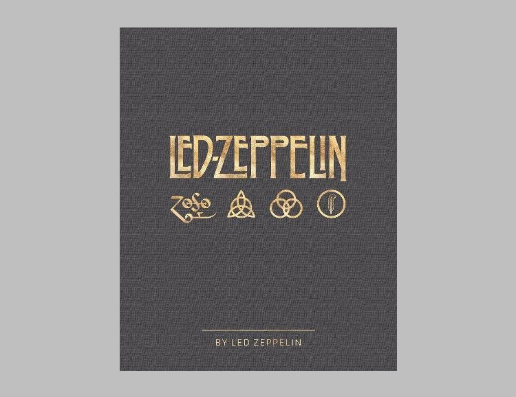 Led Zeppelin by Led Zeppelin is the Definitive Book on the Groundbreaking Band at werd.com