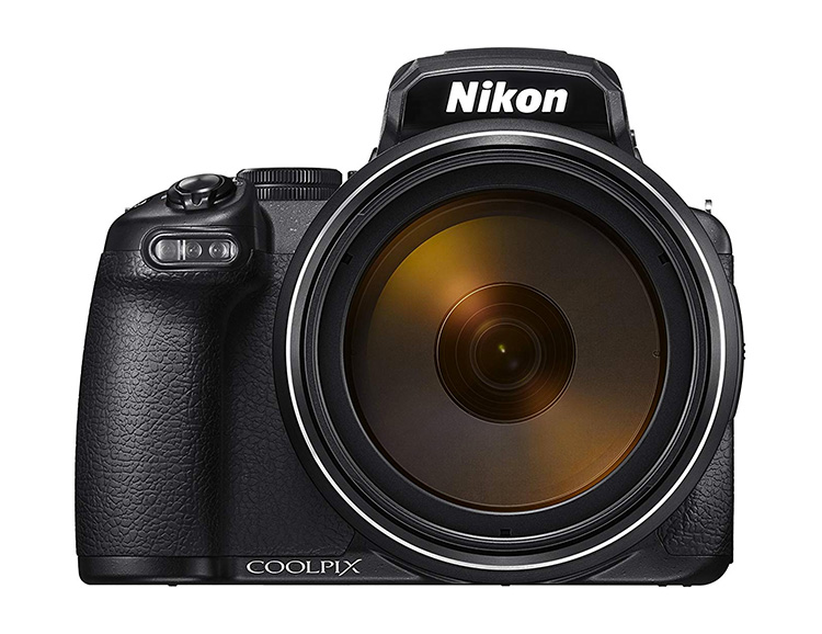 Nikon's COOLPIX P1000 Has An Ultra-Mega Zoom Lens at werd.com