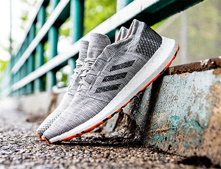 Adidas Unveils PureBoost Go City Runner at werd.com