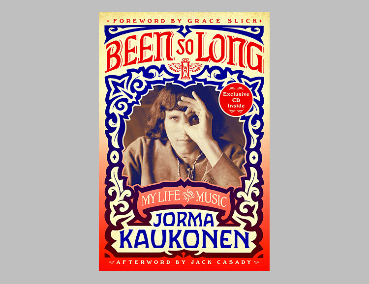 Jorma Kaukonen Shares His Story of a Life In Music at werd.com