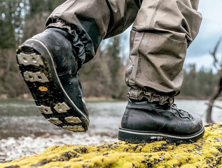 Patagonia & Danner Team Up On Some Wicked Wading Boots at werd.com