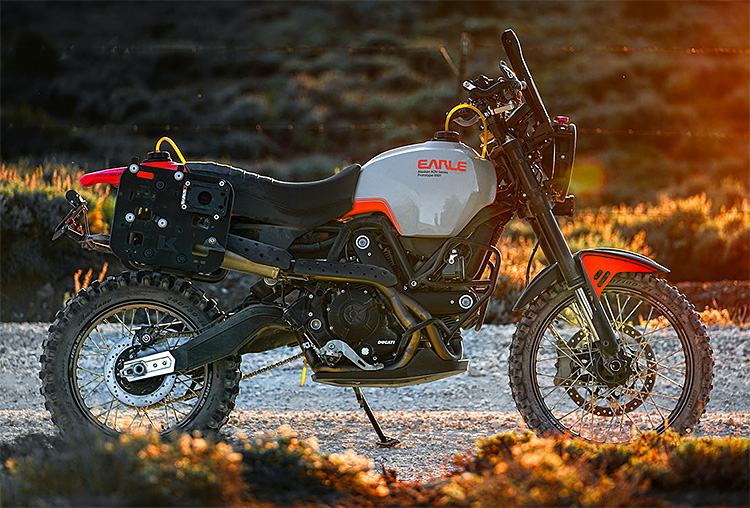 Earle Motors' Alaskan is Built for the Off-Road Adventure of a Lifetime at werd.com