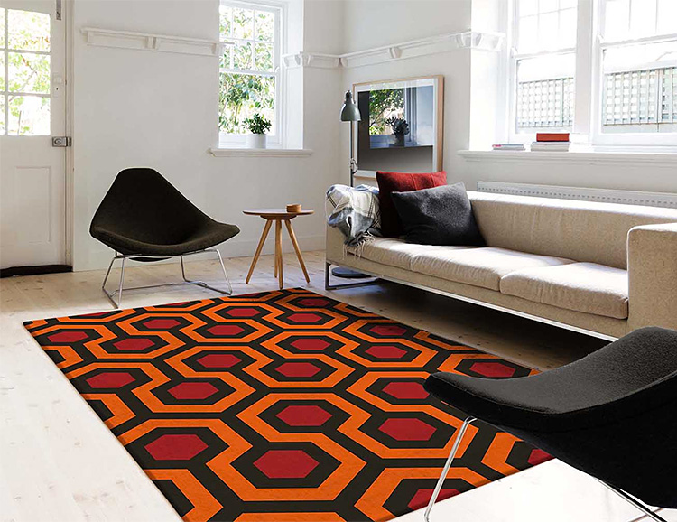 Film and Furniture Brings Home Designs From Your Favorite Films at werd.com