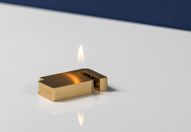This is the Last Lighter You'll Ever Buy at werd.com