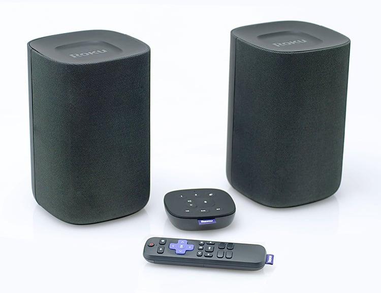 Roku Introduces Dedicated Wireless Speakers at werd.com