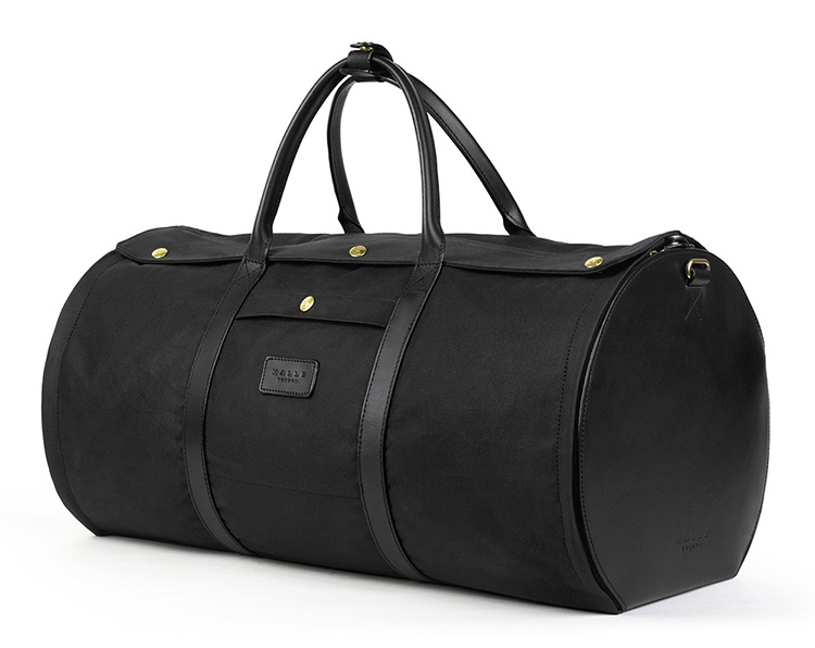 The Malle Rally Duffel is Built for Long Miles & Wet Weather at werd.com