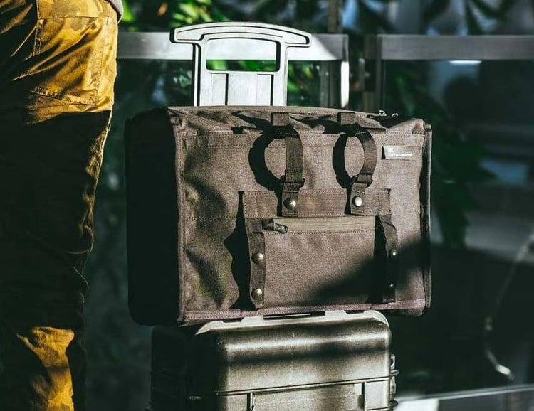 Mission Workshop Built You a Badass Briefcase at werd.com