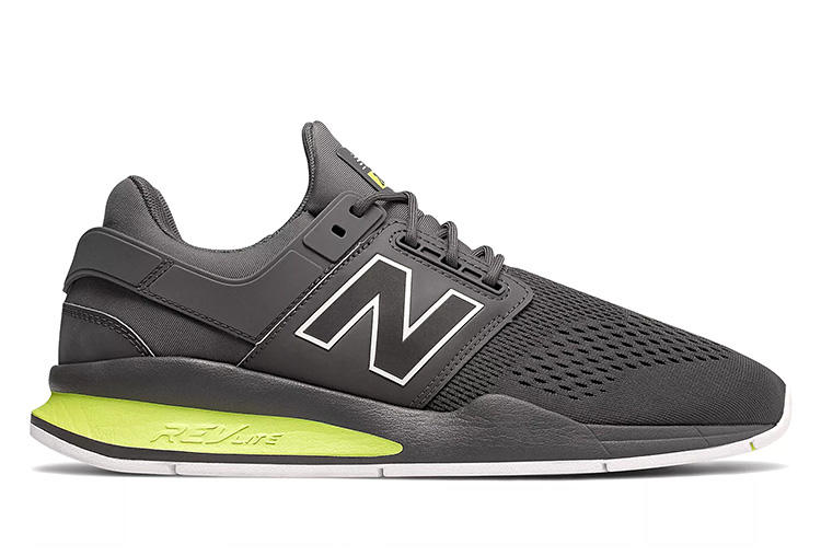 The 247 from New Balance Feels Good All Day, Everyday at werd.com