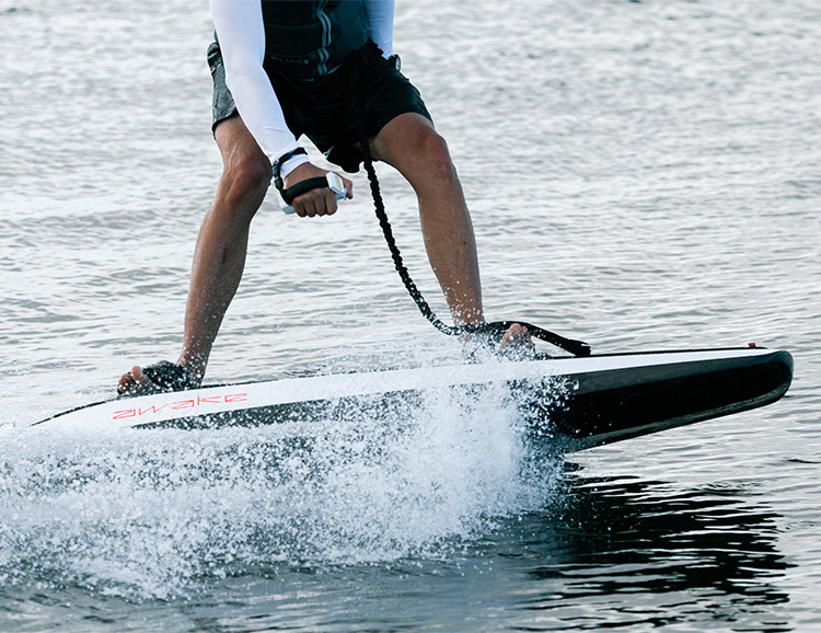 Surf Without Waves on the RÄVIK Electric Surfboard at werd.com