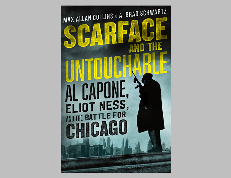 Scarface and the Untouchable: Al Capone, Eliot Ness, and the Battle for Chicago at werd.com