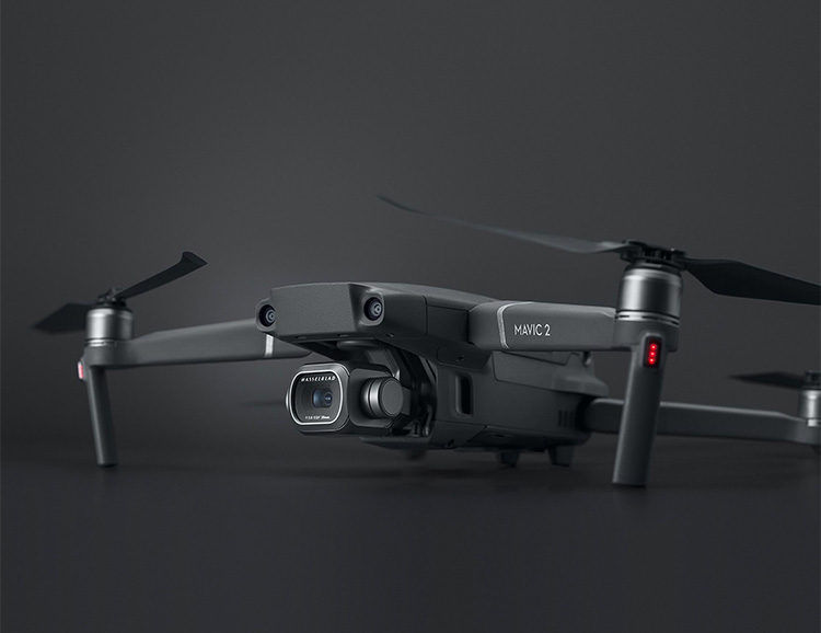 DJI's Mavic 2 Pro Drone Has a Hasselblad Camera at werd.com