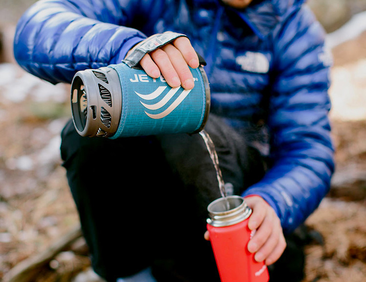 This is the Fastest, Most Efficient Jetboil Stove Yet at werd.com