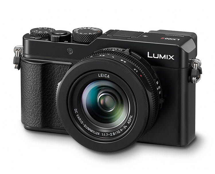 Panasonic Introduces Upgraded & Updated Lumix LX100 II at werd.com