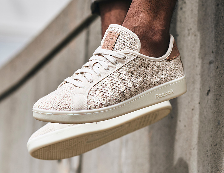 Reebok Introduces Cotton + Corn Collection at werd.com