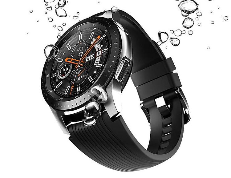 Samsung Unveils Galaxy Smart Watch at werd.com