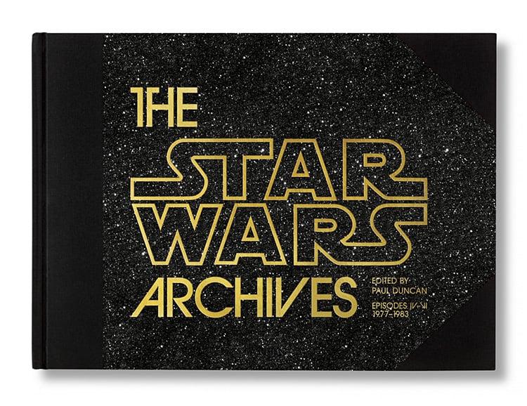 Taschen To Release Definitive <i>Star Wars Archives</i> Volume 1 at werd.com